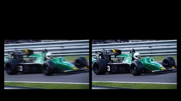 一張含有 綠色, 賽車 的圖片  自動產生的描述